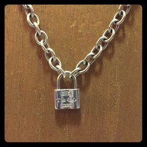 Tiffany &Co Retired Lock